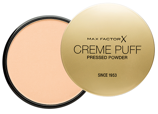Creme Puff, Max Factor