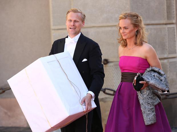 Фото №52 - Самые забавные моменты на королевских свадьбах (истории в фотографиях)