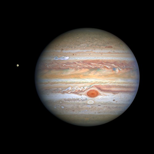 Фото №1 - На небе сойдутся Юпитер и Сатурн