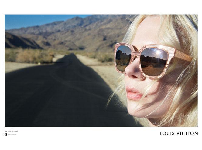 Фото №6 - Дух путешествий: Мишель Уильямс в рекламе Louis Vuitton