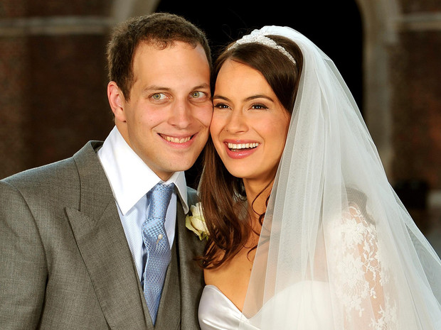 Фото №1 - Невестка «виндзорской нахалки» и актриса: почему королевская семья влюблена в Софи Уинклман