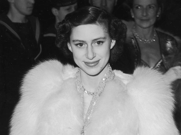 Фото №2 - От «олененка» до «куклы»: как менялся макияж принцессы Маргарет с годами