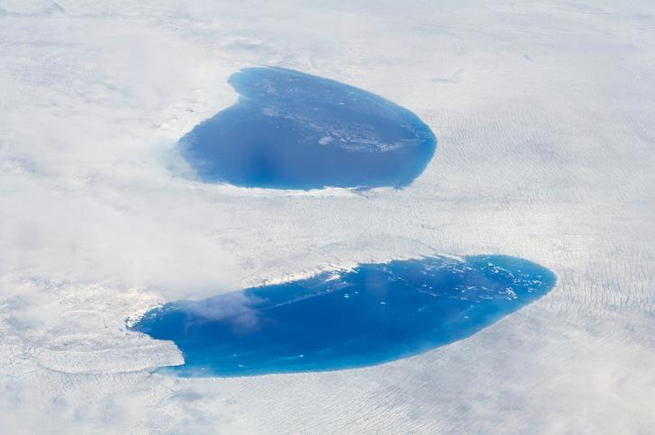 Фото №1 - Раскрыт секрет сверхбыстрого исчезновения ледниковых озер Гренландии