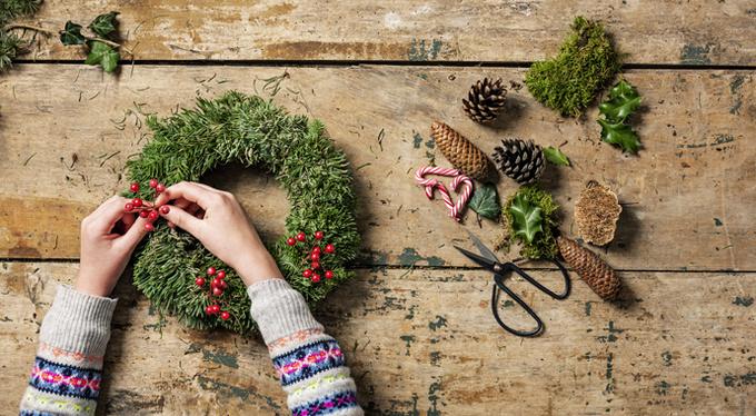 Праздничное настроение: как украсить дом к Новому году?