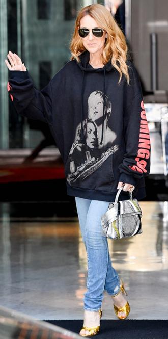 Фото №7 - Модная трансформация Селин Дион: лучшие образы от нового стилиста певицы