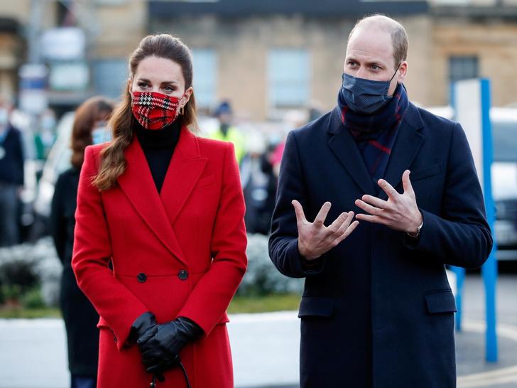 Фото №3 - «Плохое решение»: кто и почему недоволен британским туром Кейт и Уильяма
