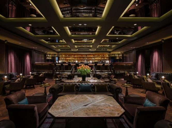Фото №9 - Лучшие бары Сингапура