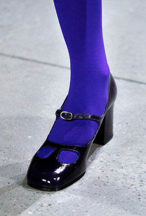 Фото №3 - Туфли в стиле Мэри Джейн: горячий тренд из детства