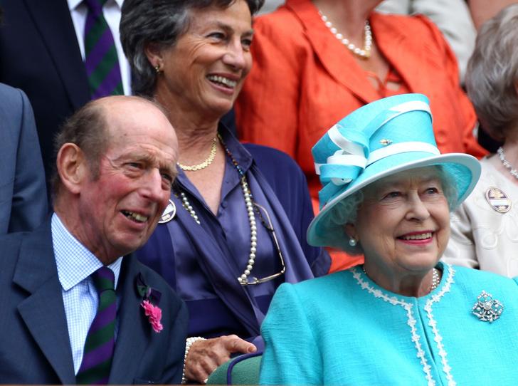 Фото №5 - Виндзоры и Уимблдон: краткая история отношений королевской семьи и тенниса