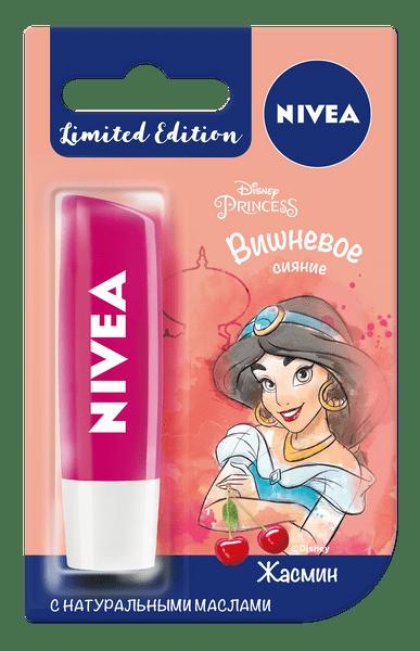 Фото №4 - Nivea выпустила лимитированную коллекцию бальзамов для губ с принцессами Disney