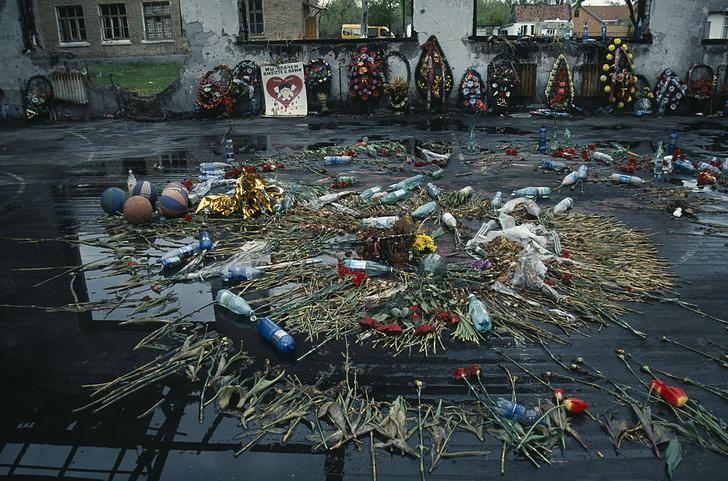 Фото №1 - Годовщина трагедии в Беслане