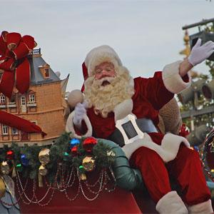 Фото №1 - Немцам не хватает Санта-Клаусов