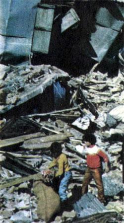 Фото №3 - Взрывы не смолкают