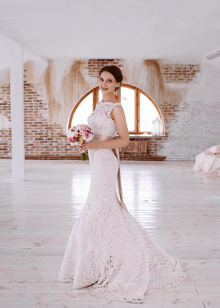 Фото №3 - Под марш Мендельсона: актуальные тренды свадебной моды