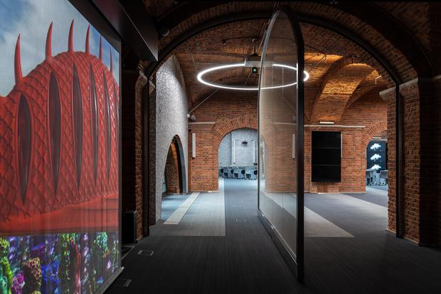 Фото №2 - «Цифергауз»— рабочее пространство будущего