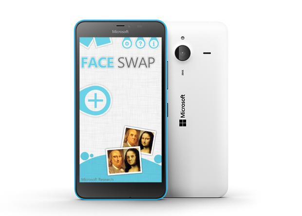 Face Swap приложение