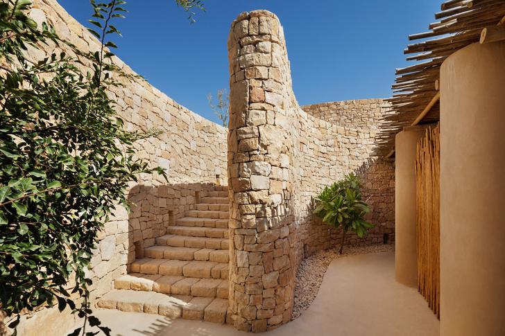Фото №3 - Песчаный замок: отель в пустыне Негев