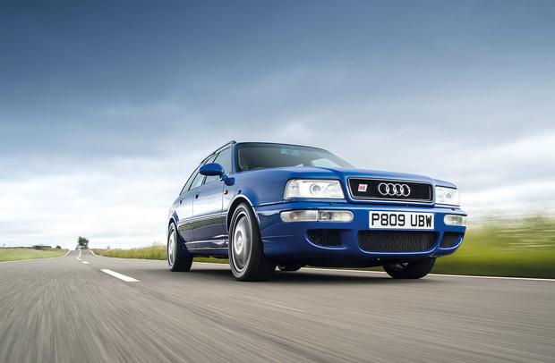 Фото №8 - Восемь Audi, которые потрясли мир