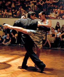 Фото №2 - Танго: бесконечная возможность