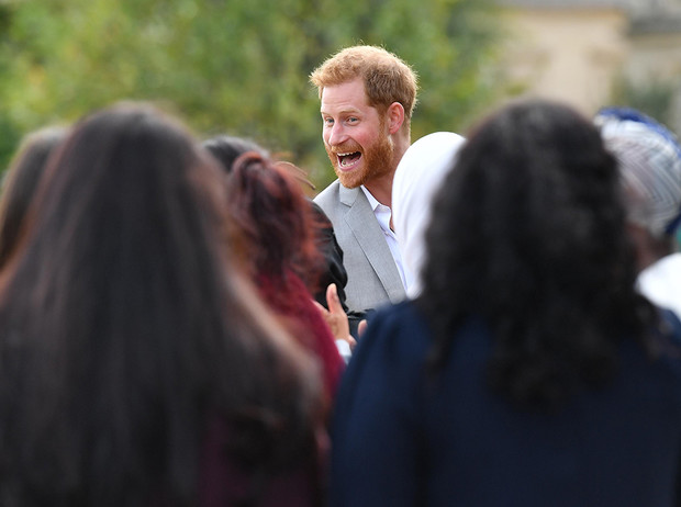 Фото №3 - Затмил жену: почему все внезапно обсуждают принца Гарри