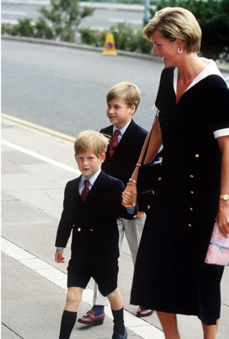 Фото №3 - Предчувствие матери: почему Диана беспокоилась за будущее Гарри