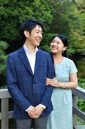 Фото №4 - Как прошла официальная помолвка японской принцессы Аяко