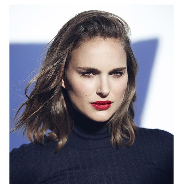 Фото №1 - Натали Портман: «Я ─ lipstick person»