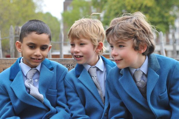 Фото №9 - Школы для будущих королей: где будет и где мог бы учиться принц Джордж