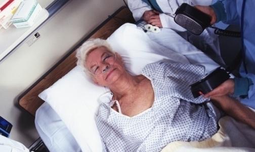 Фото №1 - Для одиноких пожилых пациентов Максимилиановской больницы собирают подарки