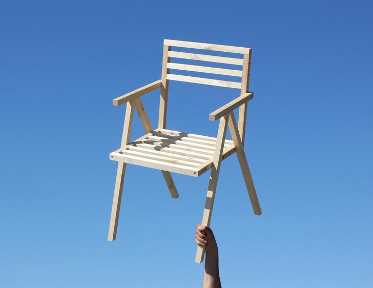 Фото №2 - 19 стульев, созданных на карантине