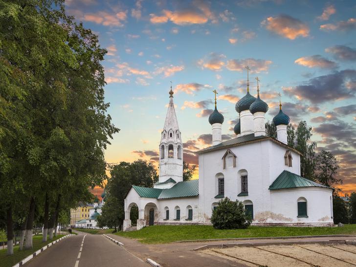 Фото №3 - Медовый месяц в России: 7 самых романтичных направлений