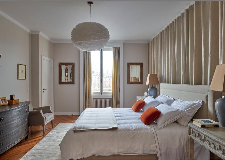 Фото №10 - Стильная парижская квартира для американской пары