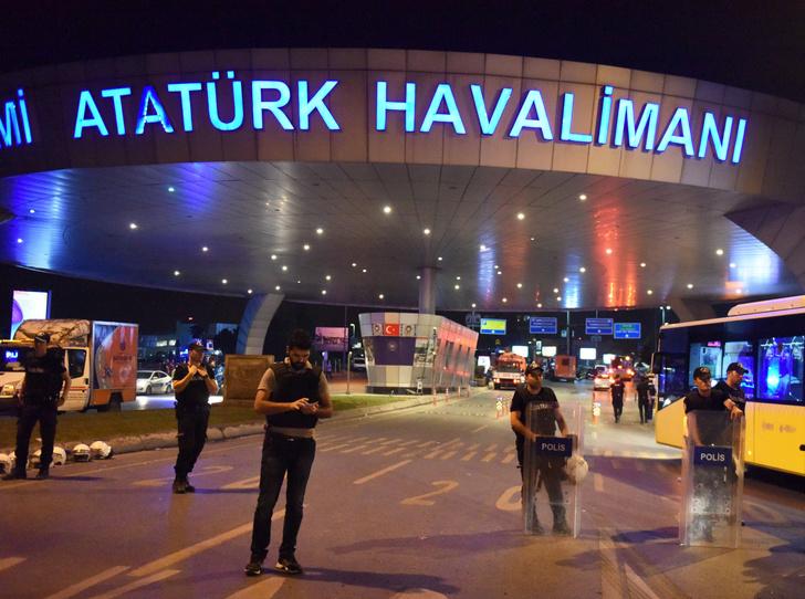 Фото №1 - Турецкий аэропорт имени Ататюрка прекратит работу