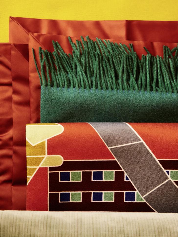 Фото №5 - Утро красит: лучшее постельное белье и текстиль для весны