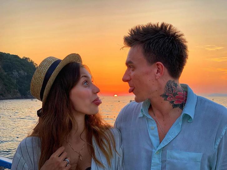 Влад Топалов и Регина Тодоренко, фото