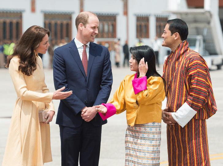 Фото №3 - Король и королева Бутана станут родителями во второй раз