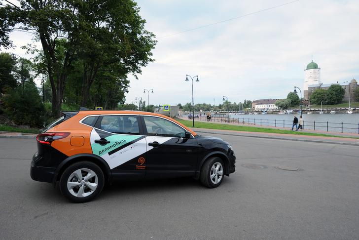 Фото №1 - Каршеринг — не роскошь, а доступный способ путешествовать по стране. Как я съездил от Москвы до Выборга не на своей машине