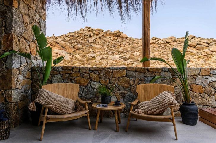 Фото №4 - Отель на Миконосе для спортивной реабилитации