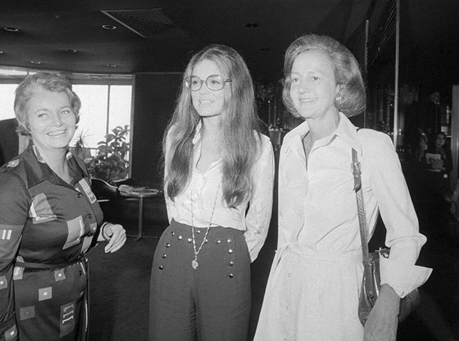 Фото №9 - Женщина против президента: кем на самом деле была героиня Мэрил Стрип из фильма «Секретное досье»
