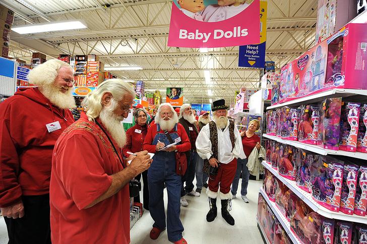 Фото №1 - Слово главного редактора: о вере в Деда Мороза