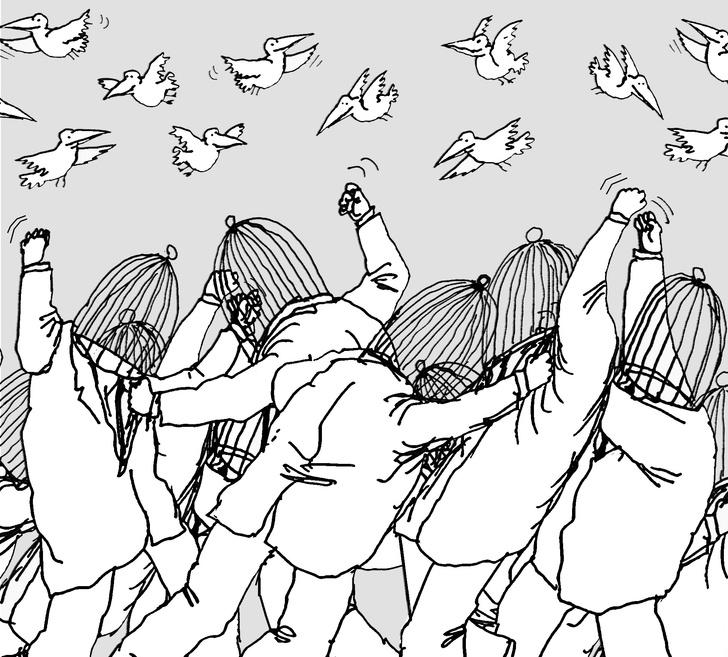 Фото №1 - Насилию бой! Как человек стал «машиной агрессии» и возможна ли жизнь без насилия