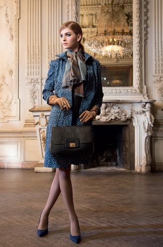 Фото №11 - Истина в зиме: осенне-зимняя коллекция аксессуаров Eleganzza
