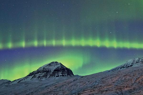 Фото №1 - Стоячая волна. Исландия