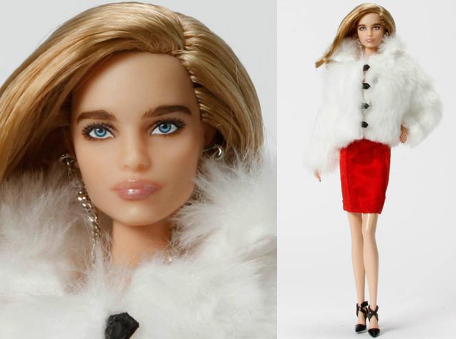 Фото №2 - Наталья Водянова стала прообразом Barbie-благотворительницы
