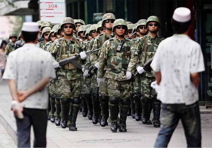 Фото №4 - Великие китайские застенки: как Китай справляется с исламистской проблемой— уйгурами