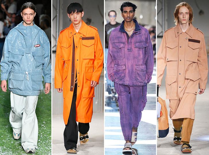 Фото №8 - 11 трендов c Недель мужской моды SS19, которые пригодятся не только мужчинам