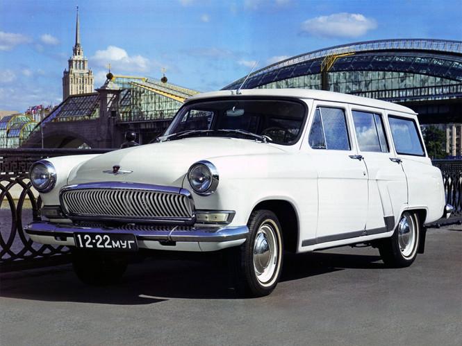 Фото №2 - Могли бы гордиться: 10 советских автомобилей, которым не стыдно было бы оказаться иномарками