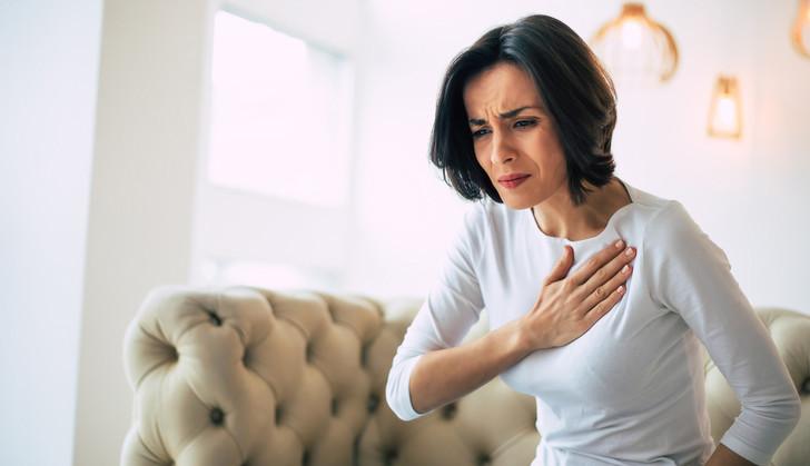 Может ли сердце разорваться от горя