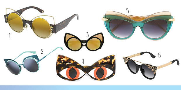 Фото №2 - Toп-30: Солнечные очки