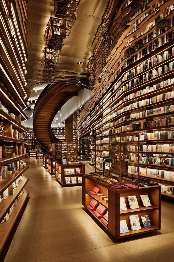 Фото №4 - Двухэтажный книжный магазин в Сиане